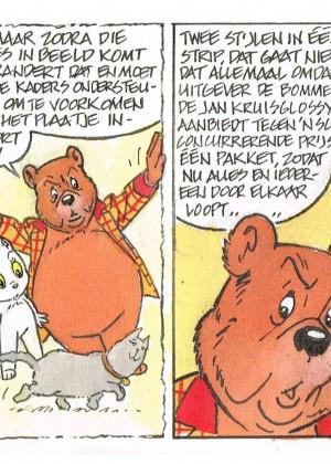 Strippakketwikkel Bommel e