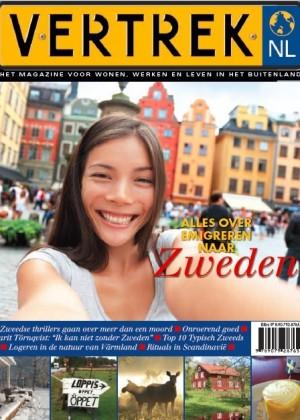 VNL21 cover Zweden
