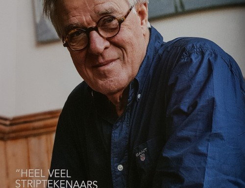 StripGlossy interviewt Jeroen Krabbé