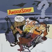 Prent Daan Jippes StripGlossy Angela Schijf