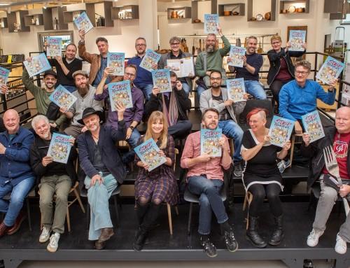 Kookboek in stripvorm: Donald Duck bakt eend en Tom Poes maakt iets zoets