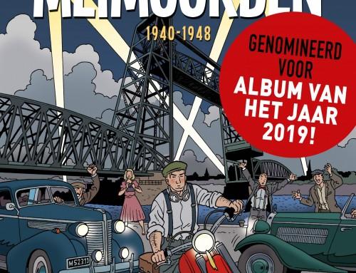 Genomineerd voor Album van het Jaar 2019